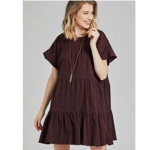 Raiden Corduroy Dress